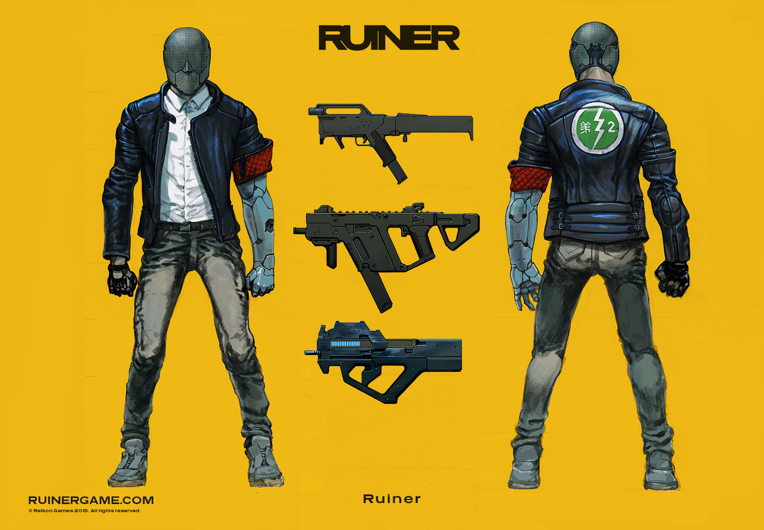 RUINER concepts
