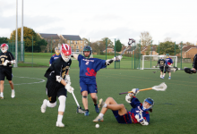 Men's lacrosse miss top spot with loss to Sheffield