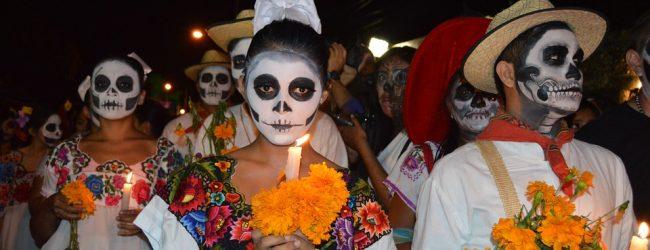 Halloween around the world