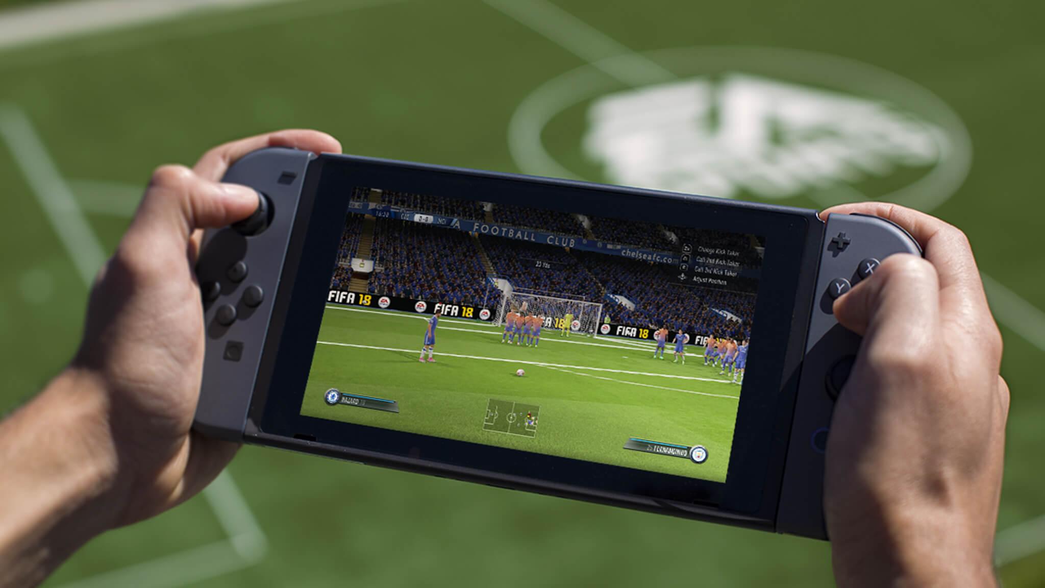 Image: EA Sports' Official FIFA 18 Website