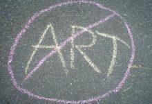Imagine a generation raised without art