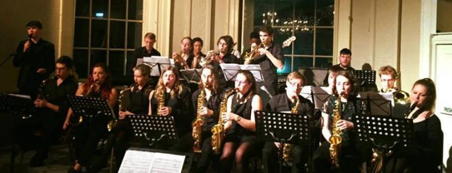 On Campus: Newcastle University Jazz Orchestra (NUJO)