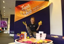 Campus-wide health kick for NUSU's Food for Fuel Week