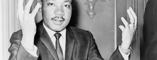 Martin Luther King's Legacy