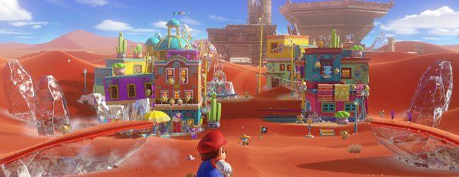 Review – Super Mario Odyssey