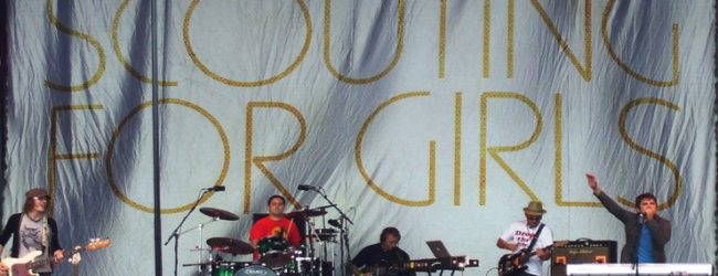 Q&A: Scouting For Girls with The Courier