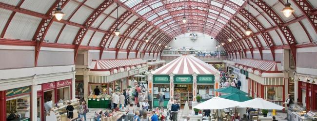 Newcastle's Market Scene