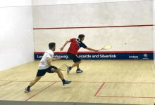 Sheff's specials off the menu at Newcastle Squash tournament