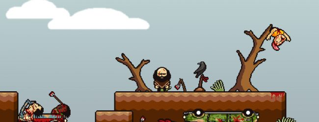 What I'm Playing – Lisa: The Painful RPG