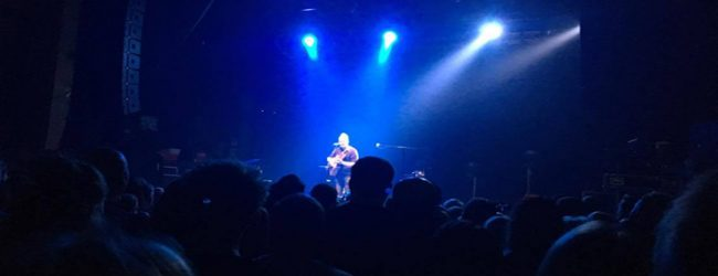 Gig Review: Newton Faulkner at O2 Academy