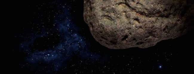Interstellar Asteroid Looks Like Giant Poo