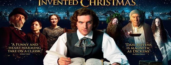 The Man Who Invented Christmas (PG) Review