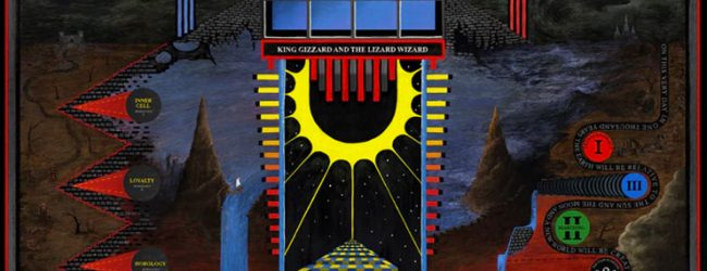 Album Review: King Gizzard and the Lizard Wizard's 'Polygondwanaland'