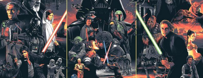 Star Wars: The Return of the Trilogy