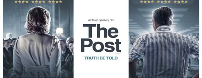 The Post (12A) Review