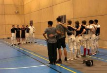 Newcastle fencers sharp to the max