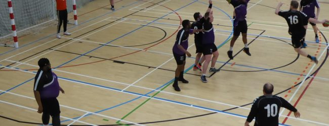 Vikings propelling invasion of Handball