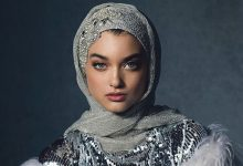 The hijab haute couture