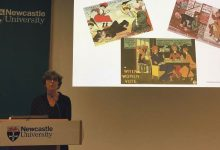 Jane Robinson's lecture captures Hearts and Minds