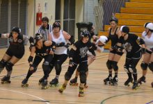 The Roller Derby World Cup Crosses the Pond