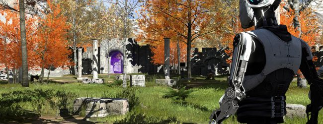 What I'm Playing: The Talos Principle