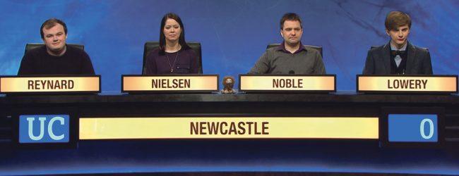 Newcastle's University Challenge team set to battle for semi-final spot