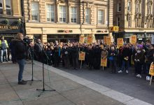 Vice-Chancellor voices support for striking staff