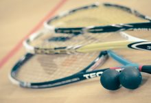Squash breaks even in Stan Calvert play