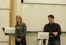 NSR and The Courier host first ever election debates
