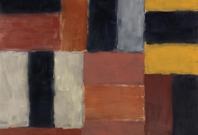 Sean Scully @ The Hatton & Laing Gallery