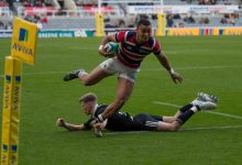 The Big Win: Newcastle come out on top in rugby clash