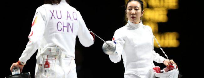 Unlucky Olympians