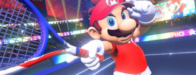 New details on Mario Tennis Aces from March's Nintendo Direct