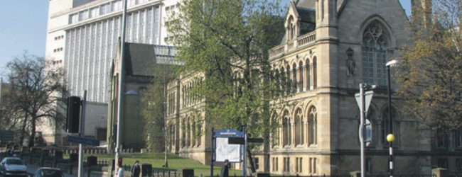 Arrests over racist chants at Nottingham Trent
