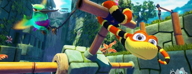 Indie Insight: Snake Pass
