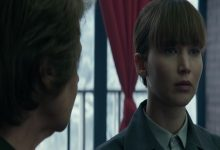 Red Sparrow (15) Review