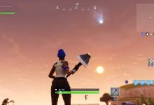 Fortnite Hints at Meteor Strike for Season Four