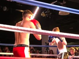 Fight Night hosts twelve bouts on its return to Venue