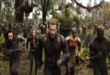 Avengers: Infinity War (12A) Review