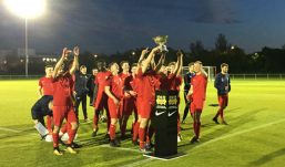 Newcastle claims Benevolent Ball victory