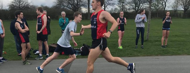 NUAXC members race against time