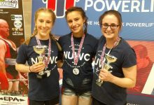 Women power into world university championships
