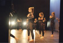 """I wanna dance!"" Newcastle University Dance Society showcase their work"