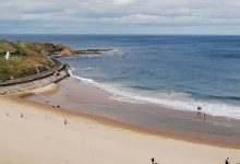 Escaping to Tynemouth