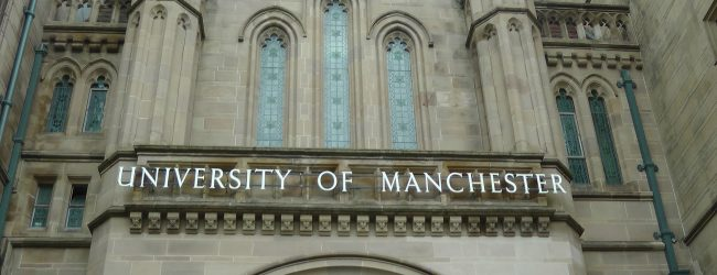 Proposed use of British sign language at the Uni of Manchester causes a stir