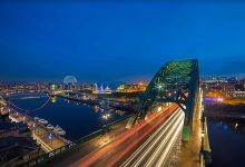 Giant's on The Quayside – Newcastle May Soon Be Home to Europe's Tallest Ferris Wheel