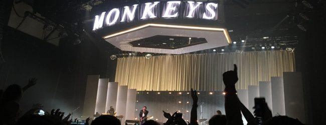 Review: Arctic Monkeys – Metro Radio Arena, Sept 28th