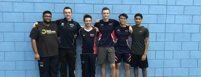 Narrow Defeat for Newcastle Badminton
