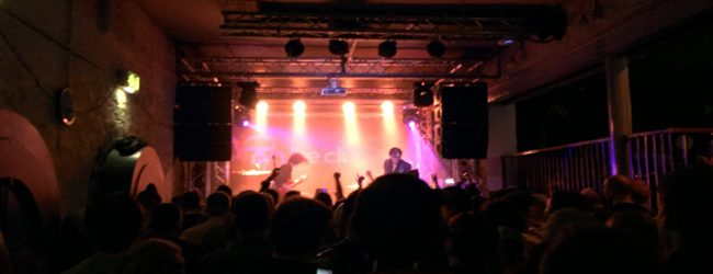 """""""No Holds Barred"""": The Blinders at The Cluny, 16th Oct 2018"""