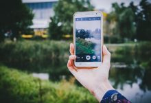 Taking smart photos with your smart phone